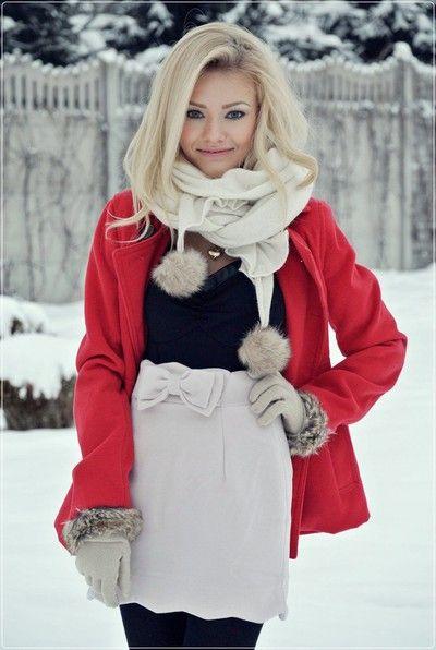 #fashion #women #winter #outfit