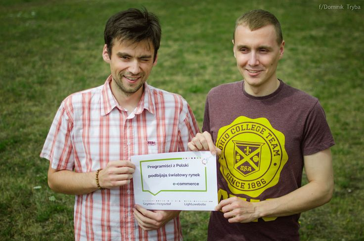 As we are from Poznań, Poland and step by step we grow our business in the area of e-commerce we decided to join social compaign for local resourcefulness. Here you can check out the Faces of Resourcefulness from Poland. If you have a business in Poland you can also join the compaign. http://www.twarzeprzedsiebiorczosci.pl/galeria/item/72-szymon-niedziela-i-krzysztof-ratajczyk.html