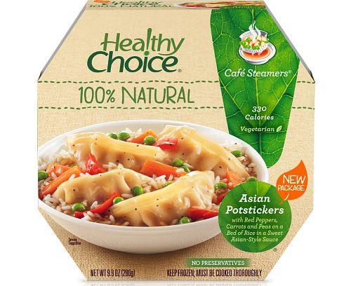 Healthy Frozen Food You Can Microwave