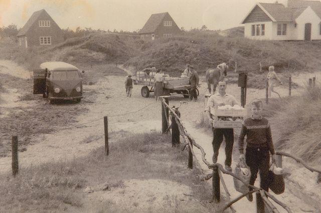 Vlieland - jaren '50 - Service plaatselijke middenstanders   Flickr - Photo Sharing!