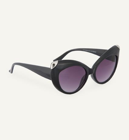 Metal-tipped Cat's Eye Sunglasses  R79.95
