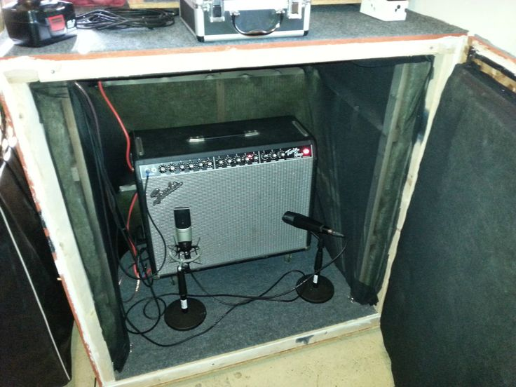diy guitar amp isolation cabinet build in 2019 guitars and other instruments pinterest diy. Black Bedroom Furniture Sets. Home Design Ideas