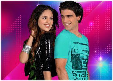Clara y Luca❤️ #suenaconmigo❤️ Me encanta esta pareja!!❤️ *_____*
