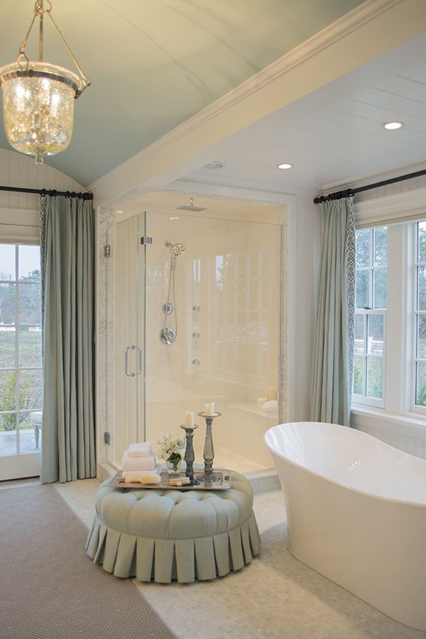 I Believe This Is My Dream Bathroom. Love The Soothing Color HGTV Dream Home  2015