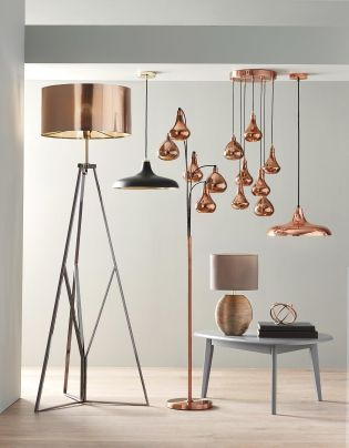 buy malmo 7 light ceiling pendant from the next uk online shop - Kitchen Table Lamps