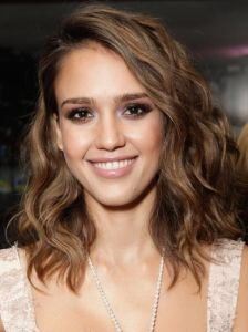 brown wavy lob - Google Search