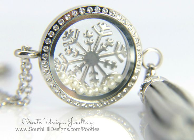 South Hill Designs - Simple Snowflake www.teamjohnson.southhilldesigns.com