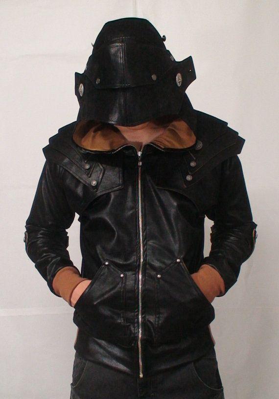 Original The Dark Knight hoodie by MagicShadow on Etsy, $270.00