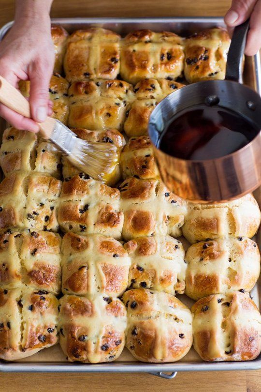 How To Make Hot Cross Buns — Cooking Lessons from The Kitchn