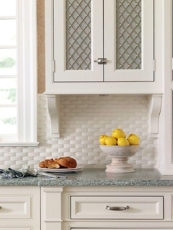 white basketweave tile backsplash kitchen update in 2019 basket rh pinterest com white basket weave backsplash kitchen