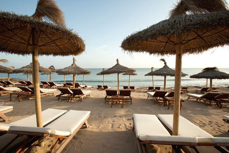 South Beach club! Our beach club in Formentera.... #Mice #Ibiza #Outdooractivity