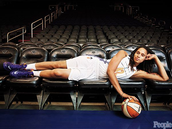 WNBA's Brittney Griner on Being a Gay Athlete: I Felt Like Half of Me Wasn't Accepted