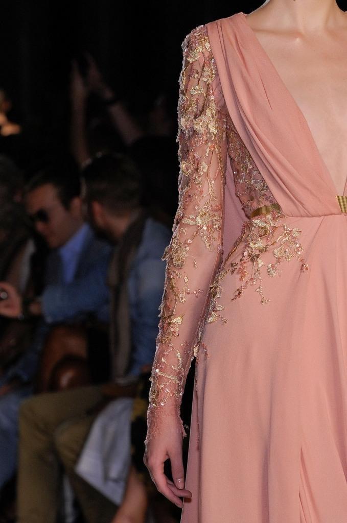 Elie Saab Haute Couture Autumn 2012 - Details