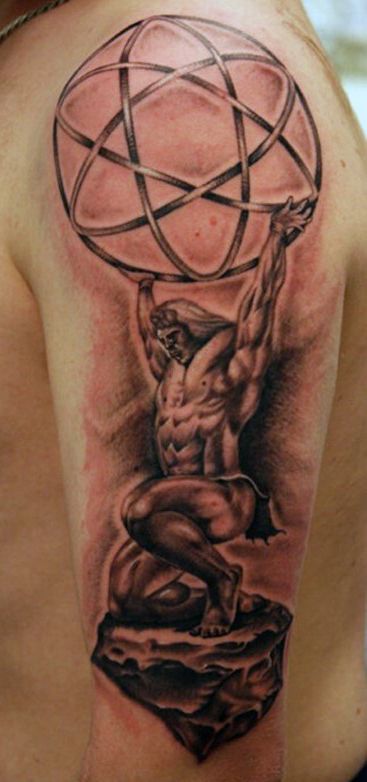 60+ Greek Mythology Tattoos Design For Men | Men Tattoos ...