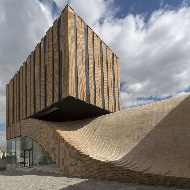 Gallery of Termeh Office Commercial Building / Farshad Mehdizadeh Architects + Ahmad Bathaei - 1
