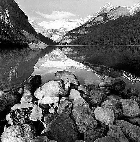 Lake Louise Lee Friedlander