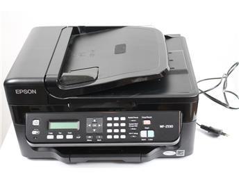 All in one skrivare kopiator & scanner. Epson WF-2530.