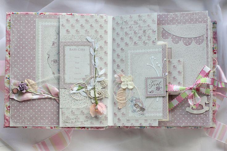 Stunning Mini Album, by Elena Olinevich.