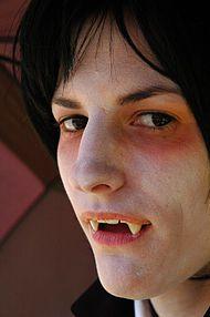 Vampyrer bakgrundsinformation – bild från Wikipedia.