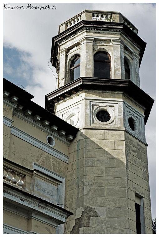 Paucksch's willa tower - Gorzow Wlkp. (Poland)
