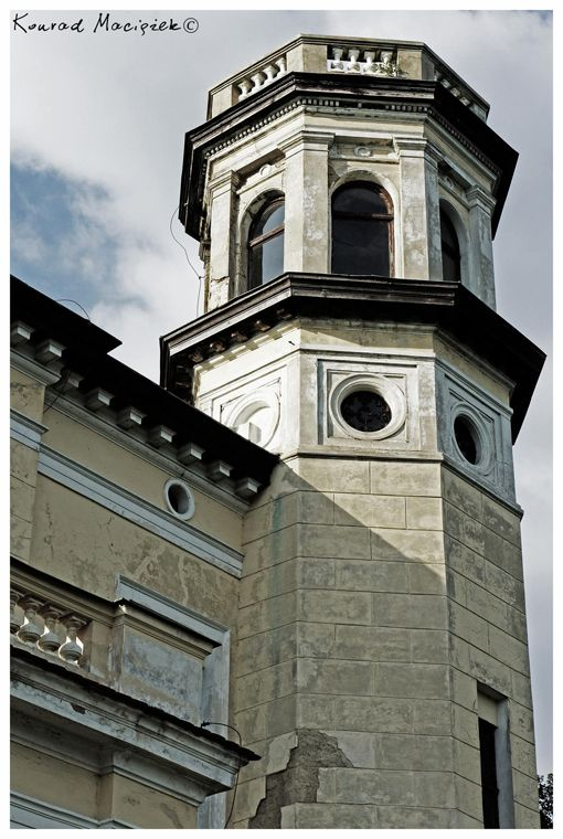 Paucksch's willa tower - Gorzow Wlkp. (Poland)