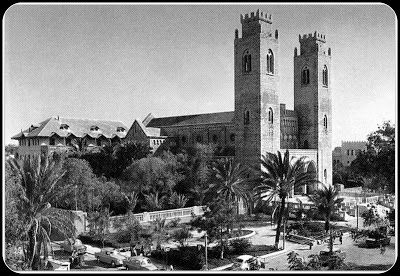 Cattedrale di Mogadiscio prina della distruzione (1991)