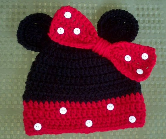You searched for: baby hat minnie mouse! Etsy is the home to thousands of handmade, vintage, and one-of-a-kind products and gifts related to your search. No matter what you're looking for or where you are in the world, our global marketplace of sellers can help you .