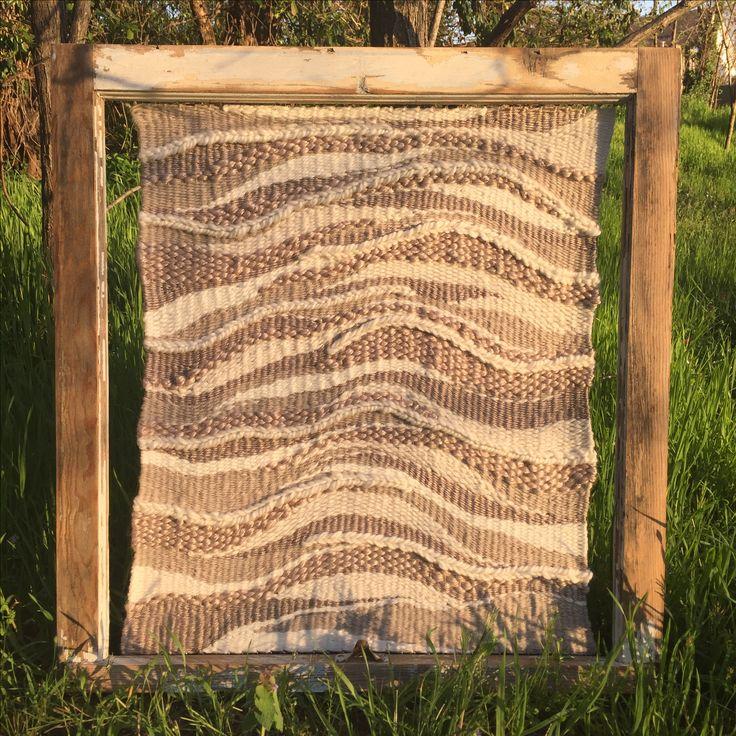 A weaving window....