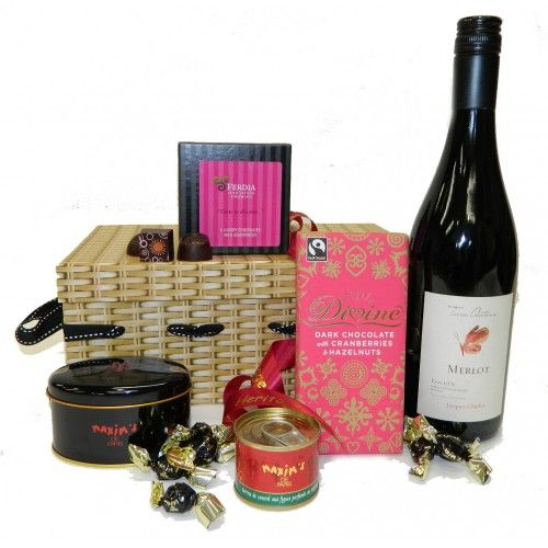 7 best Gift baskets Non Alcoholic images on Pinterest | Gift ...