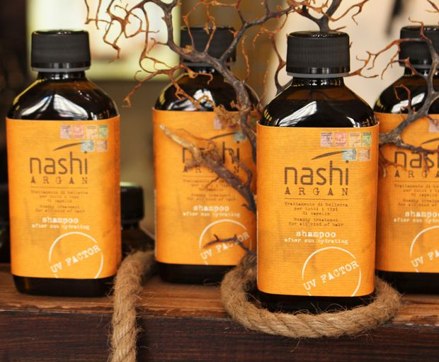 immagini prodotti nashi argan | Nashi Argan: prodotti solari per Corpo e Capelli estate 2015