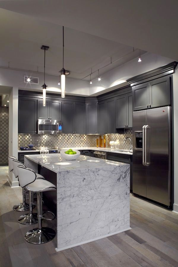 Fabricamos La Cubierta De Granito Para Tu Cocina A Medida Whats 442 359 94 92 Www Marmolycantera Mx Kitchen Pinterest Design