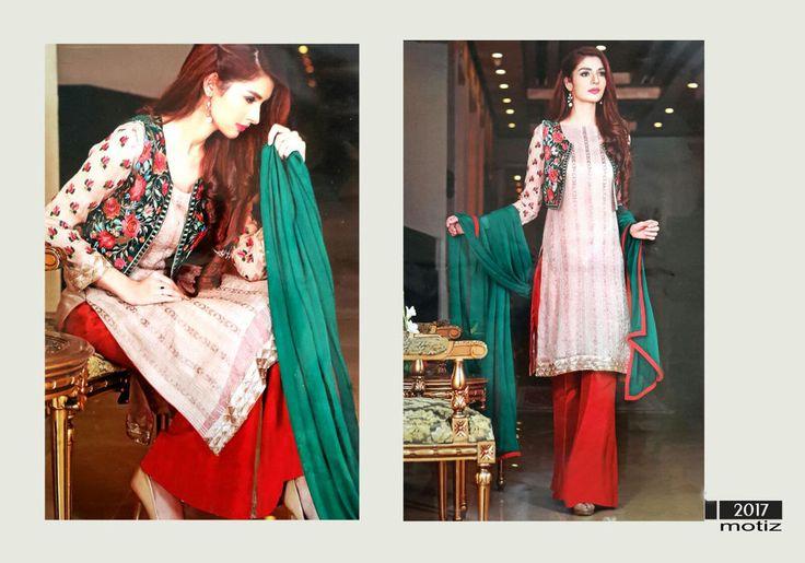 Indian Salwar Kameez Punjabi Suit Motiz_7 Pakistani Designer Suit Dress Material #OdInParis #IndianPakistaniSalwarKameezSuit #Everyday