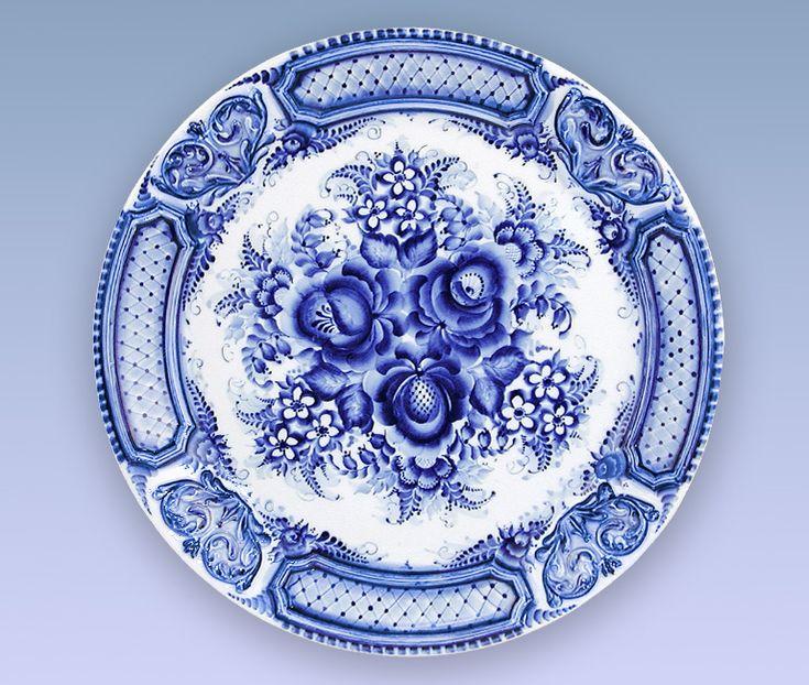 круглая тарелка - Поиск в Google