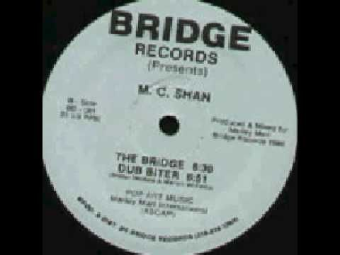 Old School Beats MC Shan - The Bridge