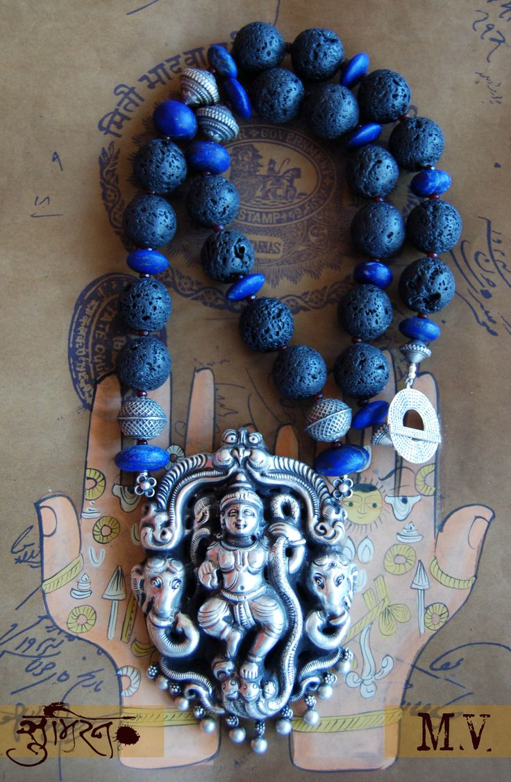 Fantastic jewelry by Soumeiran :