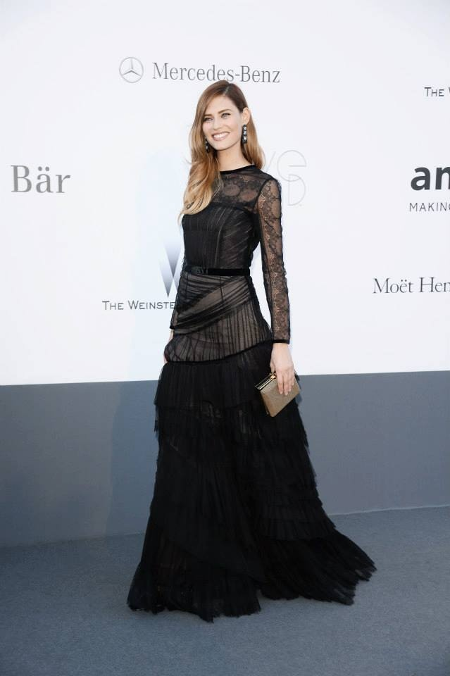 Bianca Balti at Cannes 2013!