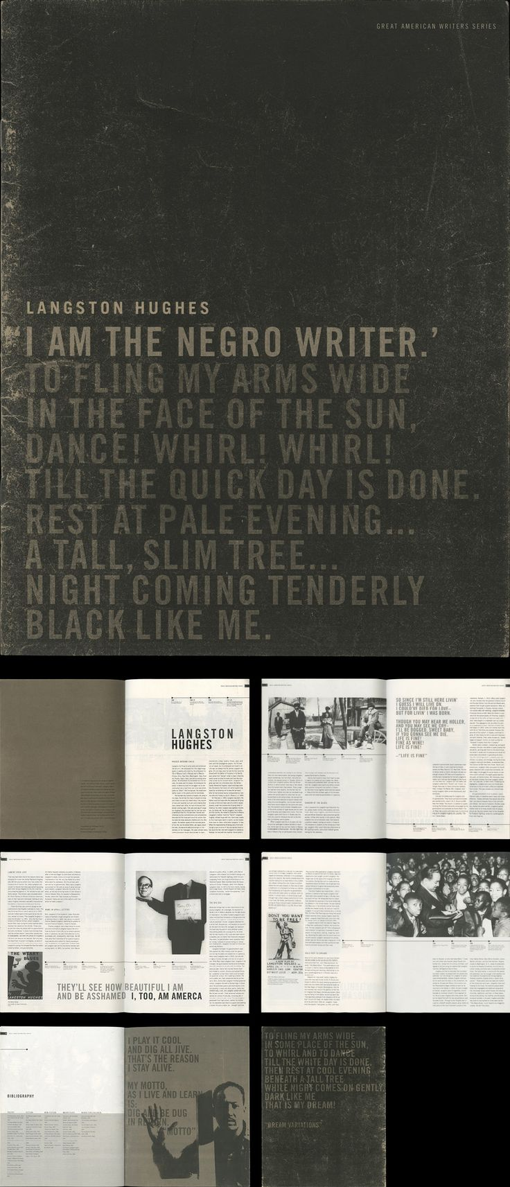 What Is the Meaning of Langston Hughes'