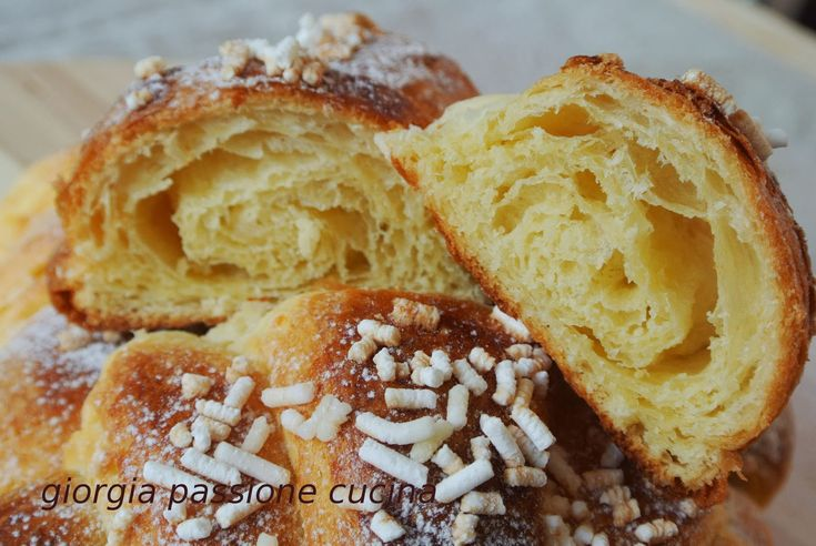 Croissant Chi Si Unisce? - About Our Bakery