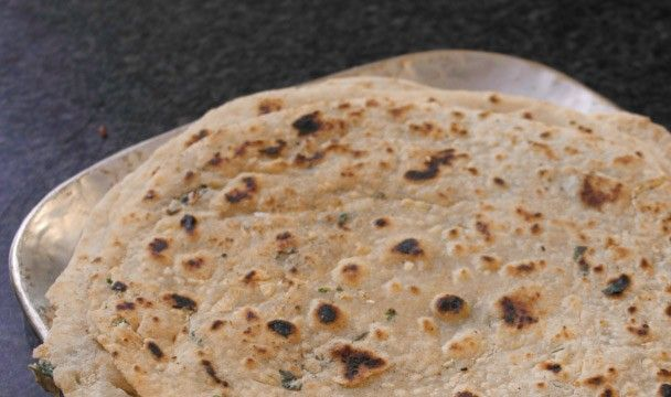 Garlic Roti : Food : The Home Channel