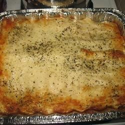 This super rich, Alfredo based seafood lasagna is a huge hit in our family. It takes a while to prepare, but it is well worth it!
