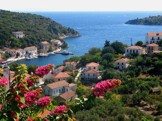Ithaka  Grécia