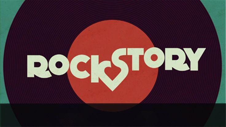 ROCK STORY | Cap. 135 | 14/04/2017 | TV_GLOBO - Brasil