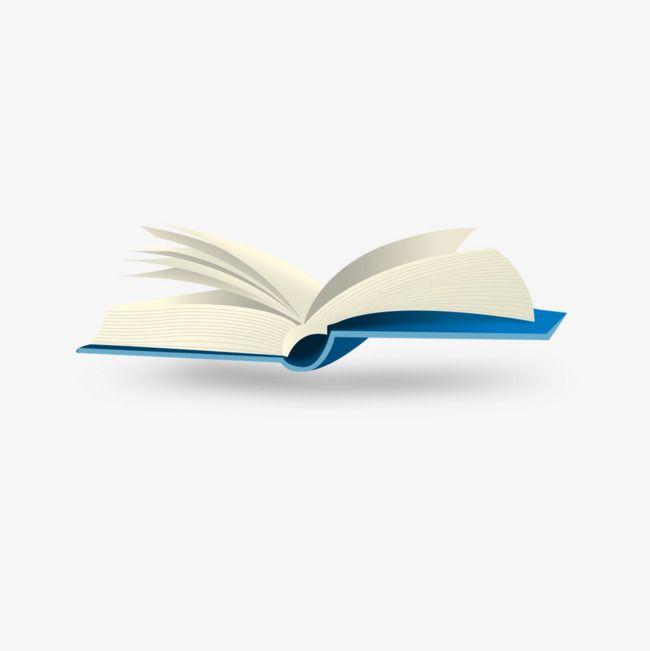 ناقل من كتاب مفتوح Open Book Paper Flowers Background Design