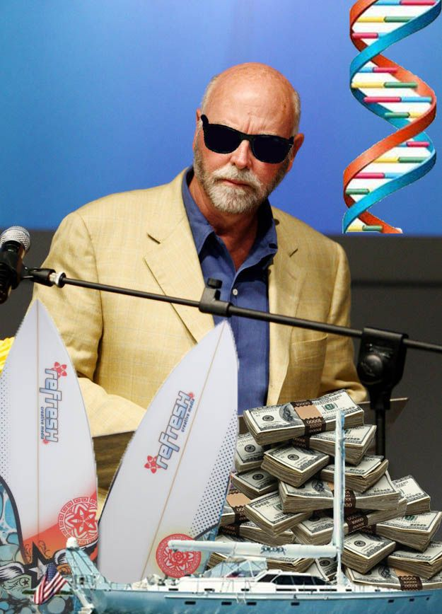 Criag Venter (1946-present)  First person to successfully map the human genome, as well as the bacterial genome.  Modern day biologist Craig Venter was known in his school days for his unruly behavior more than for his less than average grades. He spent most of his time surfing and being a beach bum. In 1995, Venter became the first to sequence a whole bacterial genome!