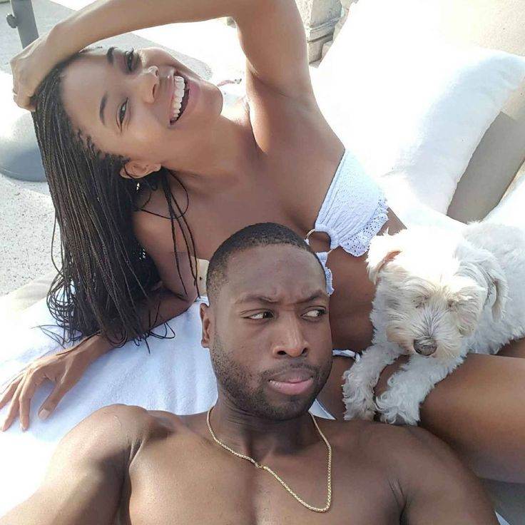 Gabrielle Union and Dwyane Wade  - Gabrielle Union and Dwyane Wade's Cutest Moments on the Gram