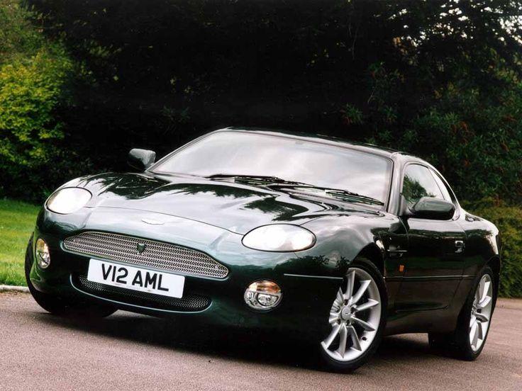 1998 Aston Martin DB 7