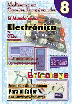 revista saber electronica 8