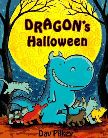 product dragons halloween by dav pilkey category halloween books for kids - Halloween Kids Books