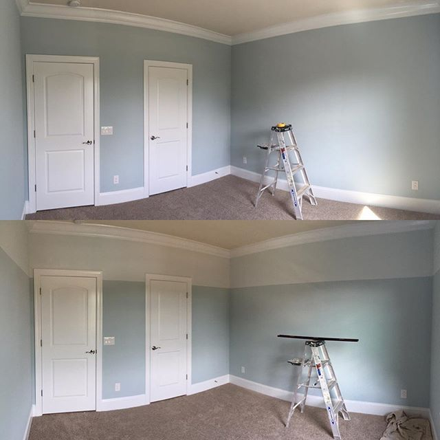 Tradewind paint color sw 6218 by sherwin williams view - Sherwin williams interior paint finishes ...