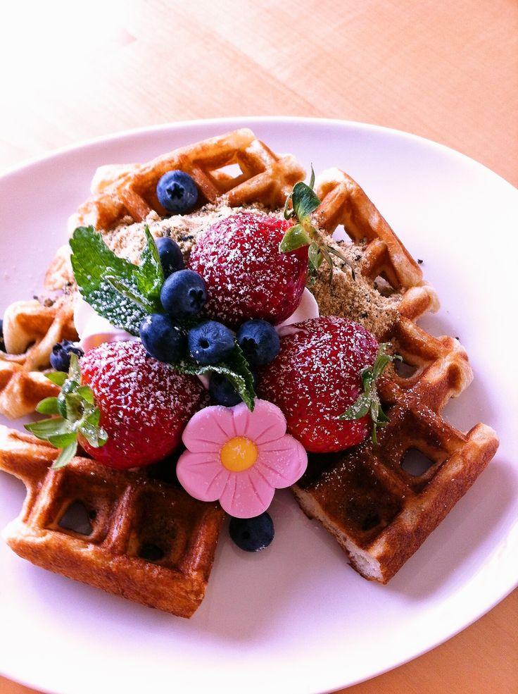 Waffle idea